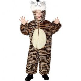 Costume enfant petit tigre