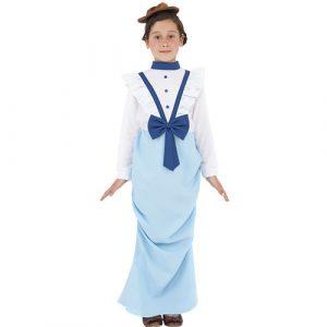 Costume enfant fille victorienne chic