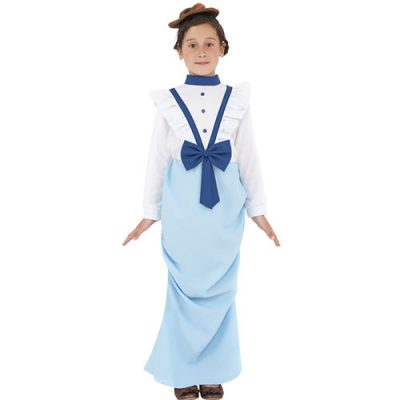 Costume enfant fille victorienne chic