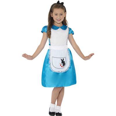 Costume enfant Alice au Pays des Merveilles