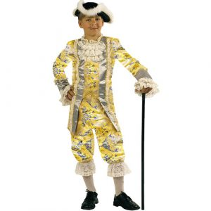 Costume enfant baron élégant