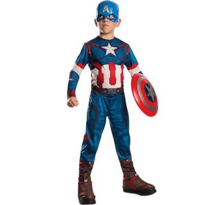 Costume enfant Captain America Marvel