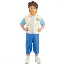 Costume enfant Diego licence