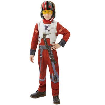 Costume enfant Hero Battler Poe Dameron Star Wars