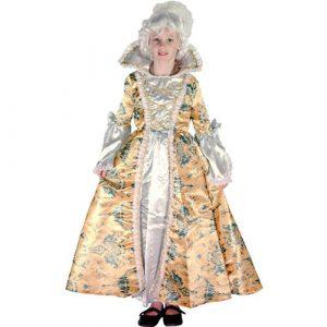 Costume enfant Mademoiselle Meertey