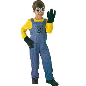 Costume enfant Minion