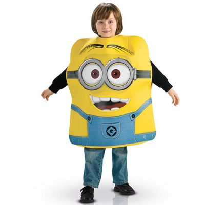 Costume enfant Minion Dave licence
