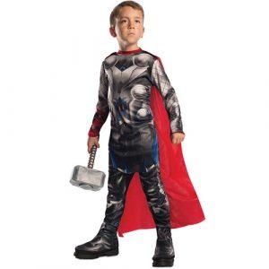 Costume enfant Thor Marvel