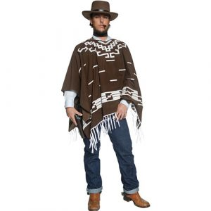 Costume homme Authentic western aventurier