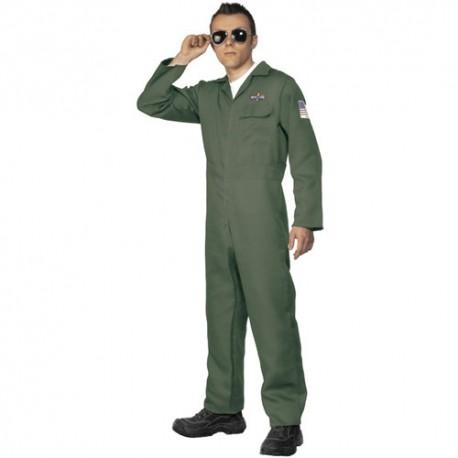 Costume homme aviateur