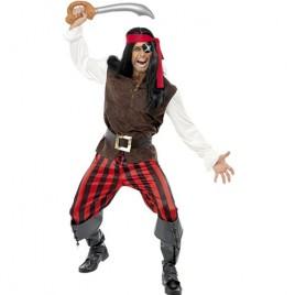 Costume homme de bateau pirate