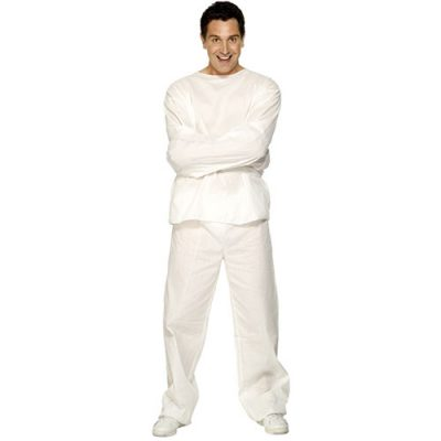 Costume homme camisole blanche