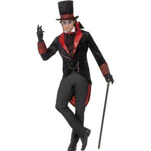 Costume homme comte Dracula