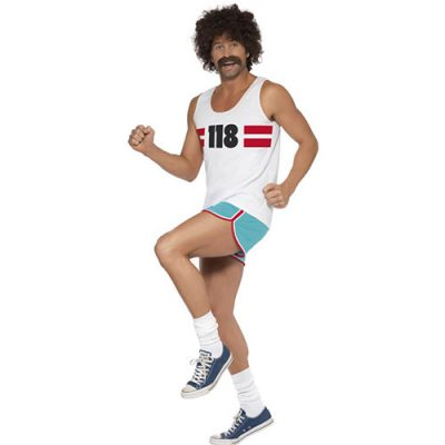 Costume homme coureur