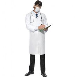 Costume homme docteur blanc