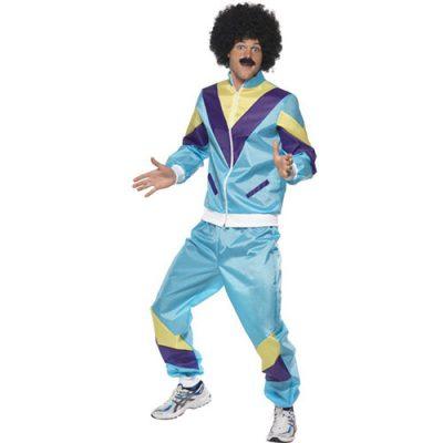 Costume homme fashion années 80