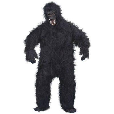 Costume homme gorille noir