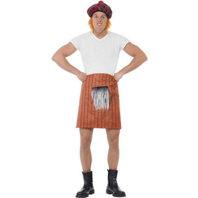 Costume homme kilt écossais