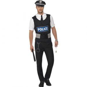 Costume homme kit policier