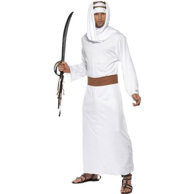 Costume homme Lawrence Arabie