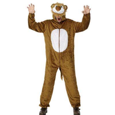 Costume homme lion