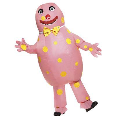 Costume homme Mr Blobby