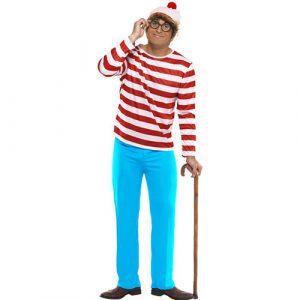 Costume homme Où est Charlie