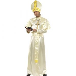 Costume homme pape
