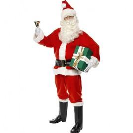 Costume homme père Noël joyeux
