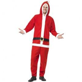 Costume homme père Noël classique