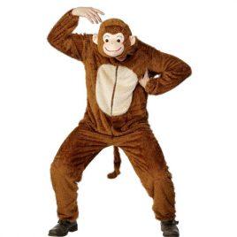 Costume homme singe rigolo