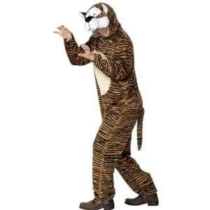 Costume homme tigre