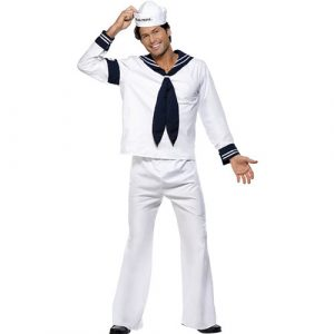 Costume homme village people marin