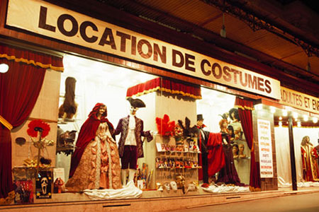 Paris 12 : A l'Académie du Bal Costumé - Magasin de location de costumes