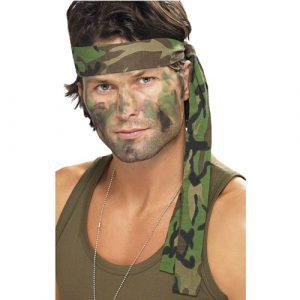 Bandeau armée camouflage
