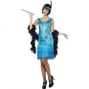 Costume femme 1920 flirt charleston