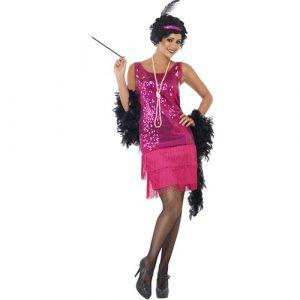Costume femme 1920 glamour charleston