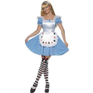 Costume femme Alice princesse des cartes