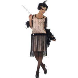 Costume femme 1920 Coco charleston
