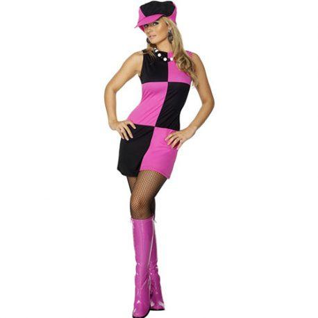 Costume femme années 60 swing
