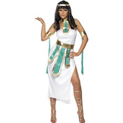 Costume femme beauté du Nil