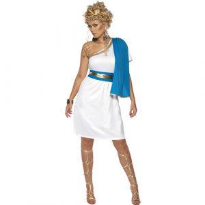 Costume femme beauté romaine