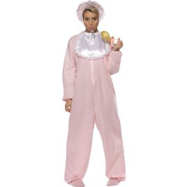 Costume femme bébé grenouillère