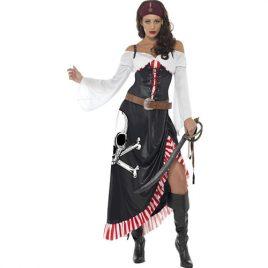 Costume femme belle aventurière