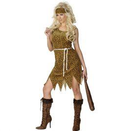 Costume femme des cavernes