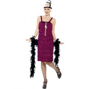 Costume femme charleston jazzy - Vente location déguisements Paris