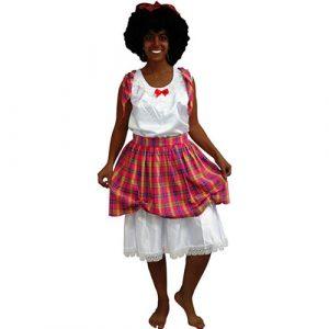Costume femme créole