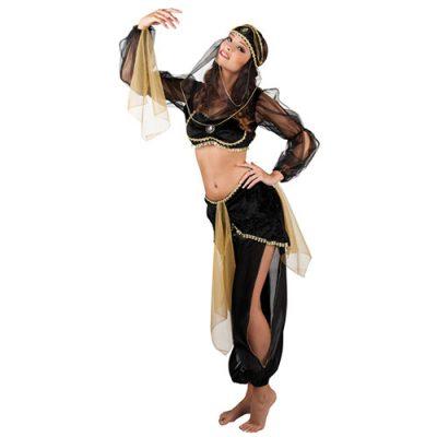 Costume femme danseuse orientale