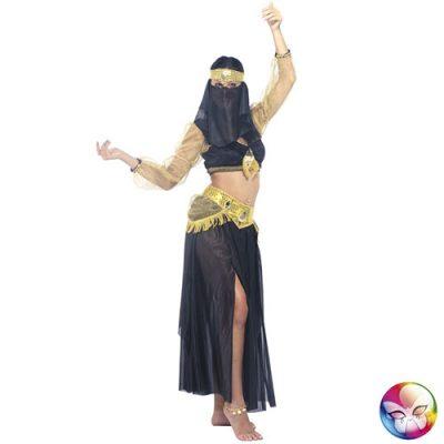 Costume femme danseuse Yasmina