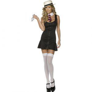 Costume femme écolière classe